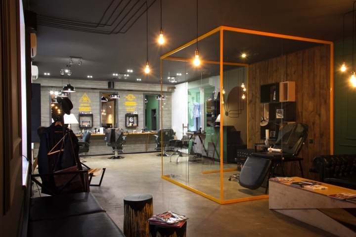 Tattoo Salon Retail Design Blog