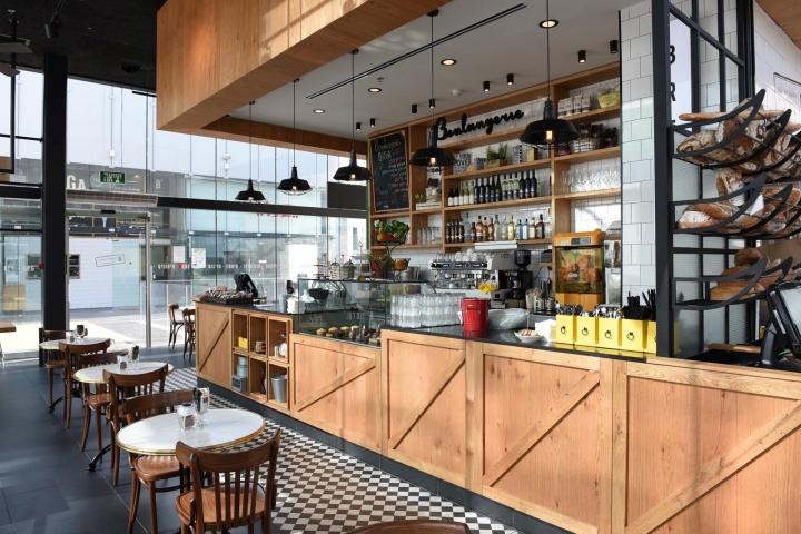 187 Biga Bakery Amp Caf 233 By Eti Dentes Interior Design Kfar