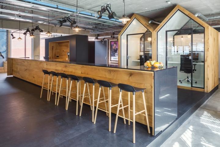 branddeli office by dzap amsterdam netherlands buildinglink offices design republic