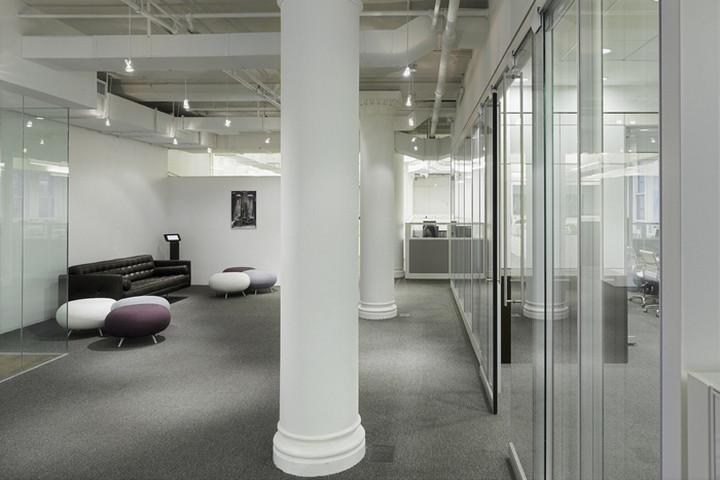 Buildinglink offices by design republic new york city for Design republic