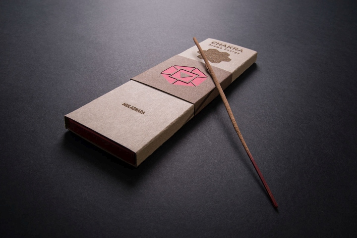 Hotels In Chicago >> » Chakra Incense Packaging by Zach Pater
