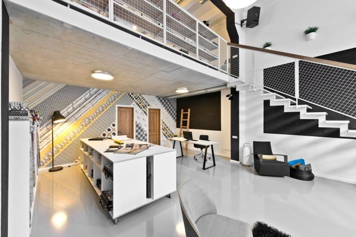 187 Dekorama Loft Studio By Inarch Vilnius Lithuania
