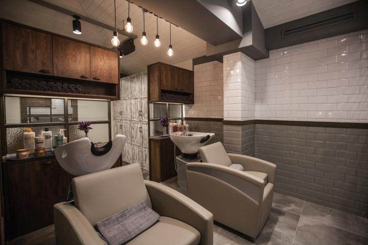 187 Design Room Hair Salon By Ssomoo Design Seoul South Korea