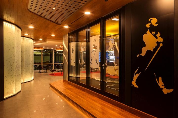 diageo offices by sca design singapore buildinglink offices design republic