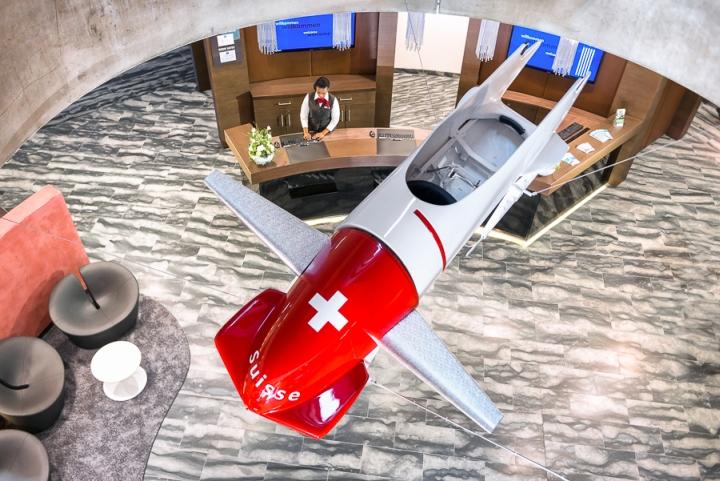 Retail design blog dorint airport hotel by kitzig for Interior design zurich switzerland