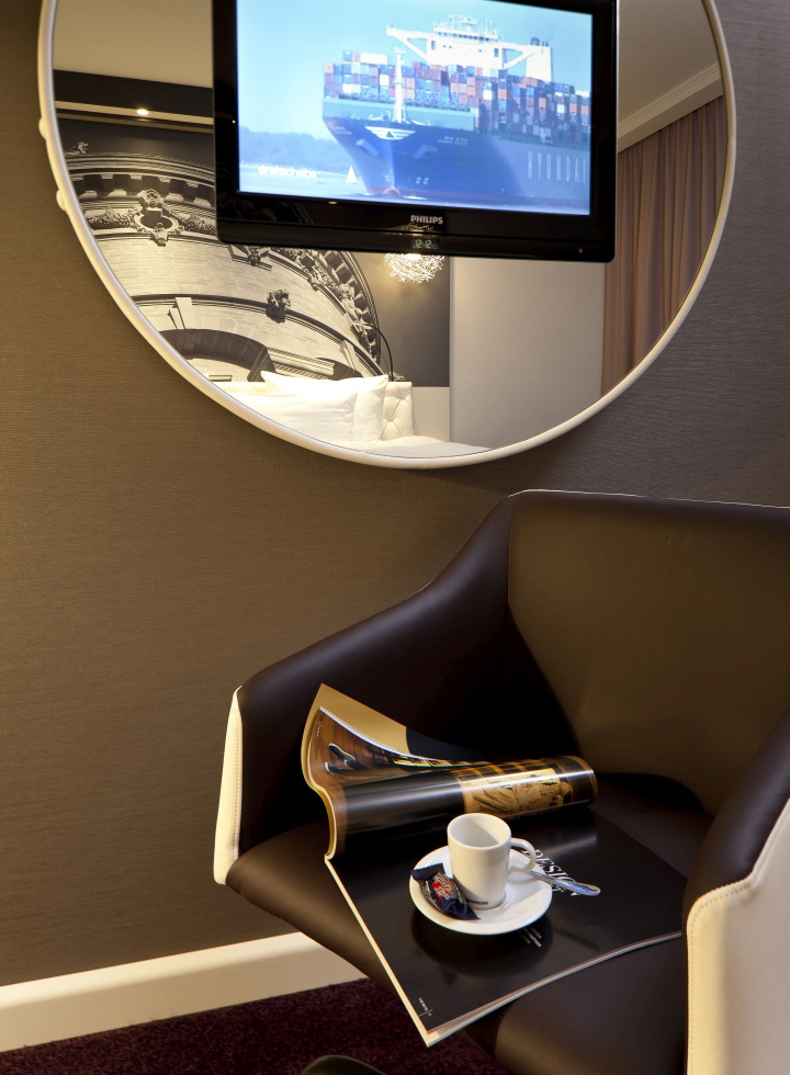 Dorint Kongresshotel Mannheim By Kitzig Interior Design Architecture Group Germany