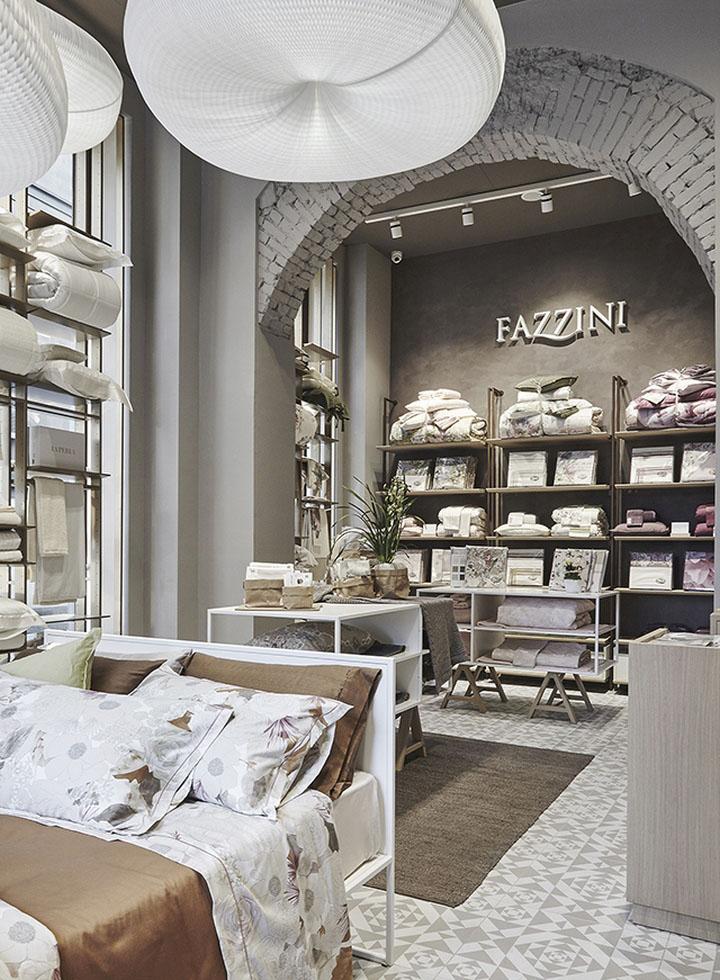 187 Fazzini Store By Hangar Design Group Milan Italy