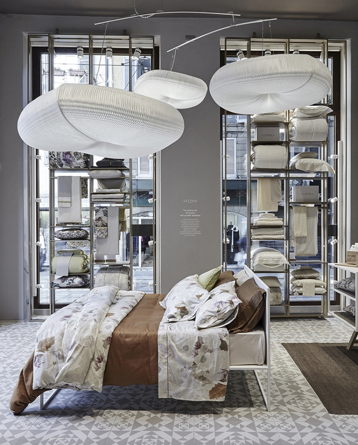 » Fazzini Store By Hangar Design Group, Milan