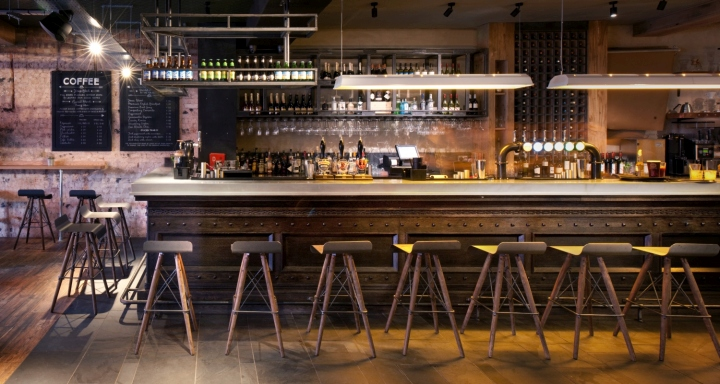 Oakman Inns amp Restaurants By People In Space UK Retail Design Blog