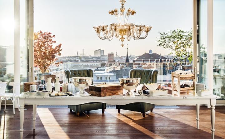 grand ferdinand hotel by atelier heiss architekten vienna austria retail design blog. Black Bedroom Furniture Sets. Home Design Ideas