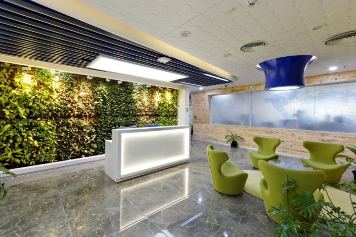 Here offices by design transit bangalore india retail for Between spaces architecture bangalore