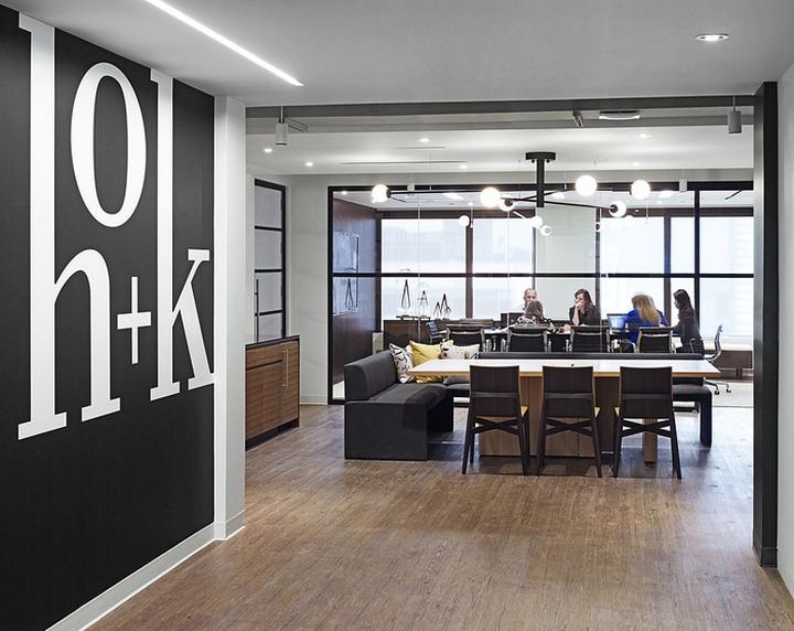 Hok Offices Toronto Canada 187 Retail Design Blog