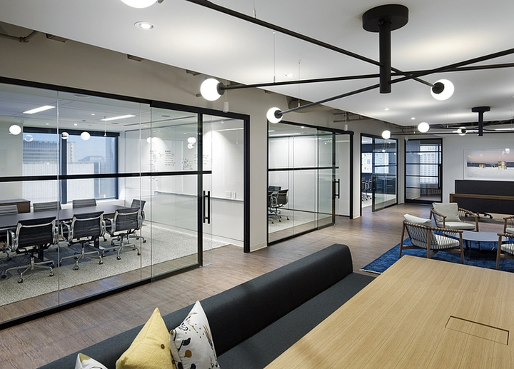 Hok offices toronto canada retail design blog for Design agency toronto