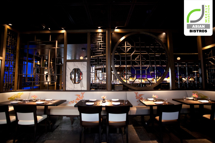 Asian bistros hakkasan by woods bagot san francisco