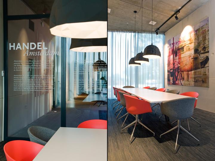 Handel Amsterdam Office By All In Living Netherlands Retail Design Blog
