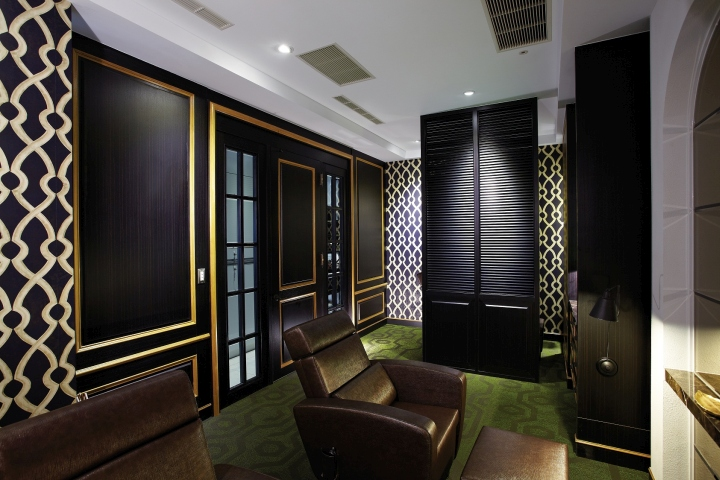 Happy Hair Salon Hair Spa by 90id interior design Taichung