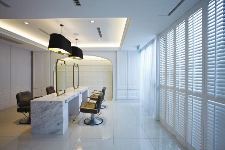 187 Happy Hair Salon Amp Hair Spa By 90id Interior Design