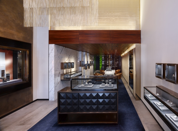 Hueb Jewellery Store By Callison New York City November 3rd 2015 Retail Design Blog