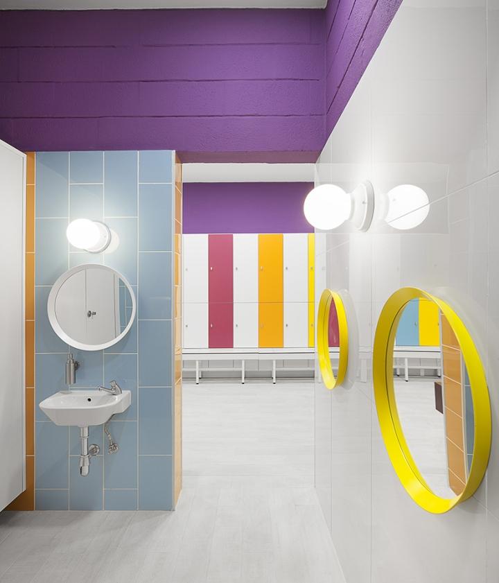 Bathroom Remodel Toddler Girl Bedroom Ideas: » KALORIAS Club By Estúdio AMATAM, Montijo