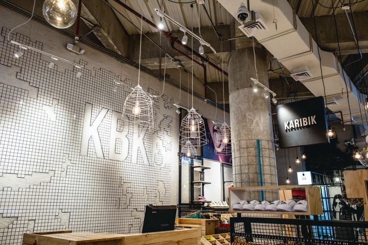 Karibik store by plasma nodo kbk medell n colombia for Design hotel karibik