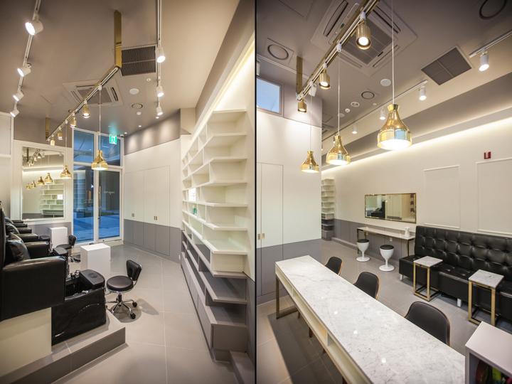 187 Leega Nail Salon By Ssomoo Design Suwon South Korea