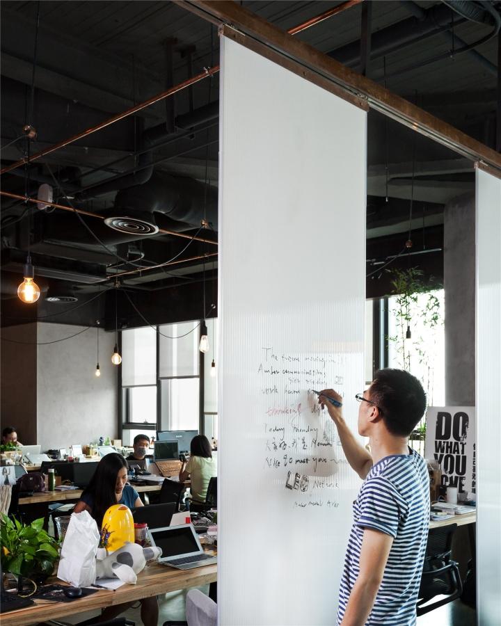 Office Ideas Smart: » Leo Digital Network Headquarter By LLLab, Shanghai