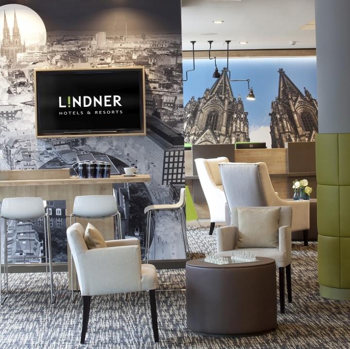 lindner hotel city plaza refurbishment by kitzig interior. Black Bedroom Furniture Sets. Home Design Ideas