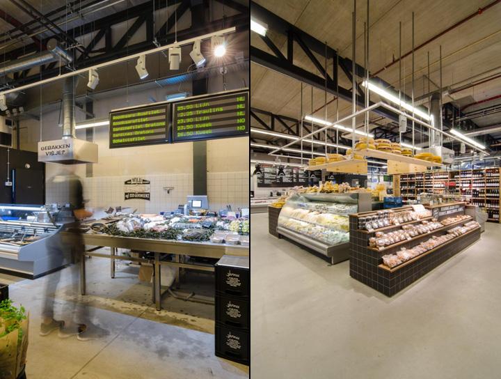 Marqt Supermarket By Standard Studio Amsterdam