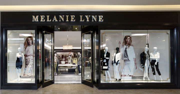 Melanie Lyne store at Rockland Centre (Montreal, Quebec)