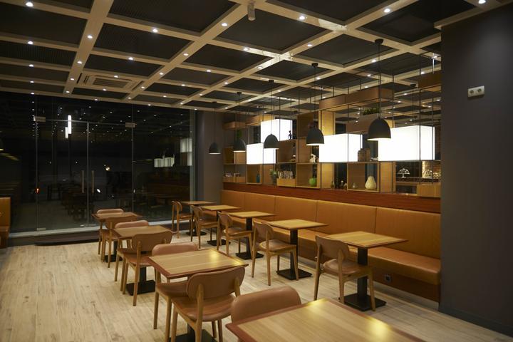 187 Mutfak 11 Restaurant By Indeko Interiors Amp Design