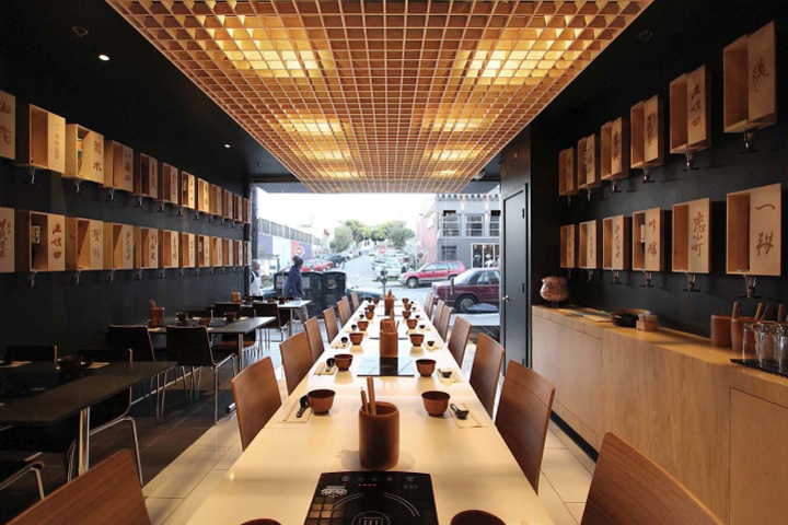 Nabe restaurant by alan tse charles chan architectural