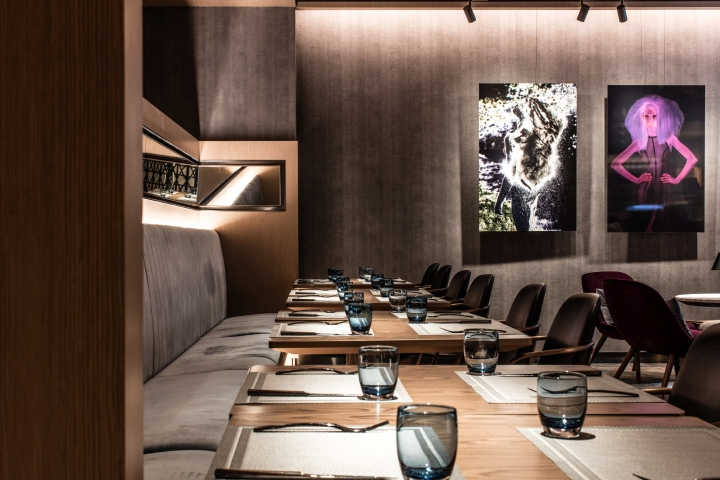 Park Lane Hotel Lobby Amp Lounge By Cl3 Architects Hong