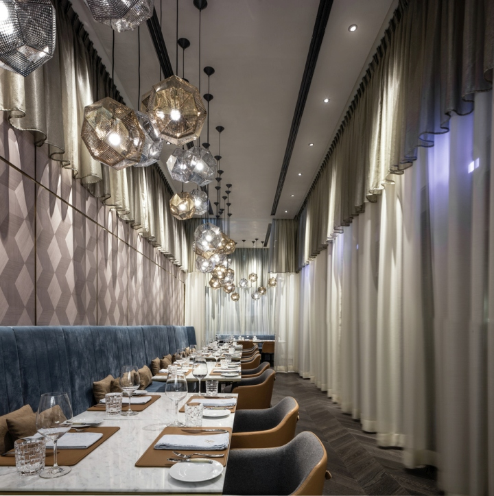 Porterhouse by laris restaurant kokaistudios hong kong
