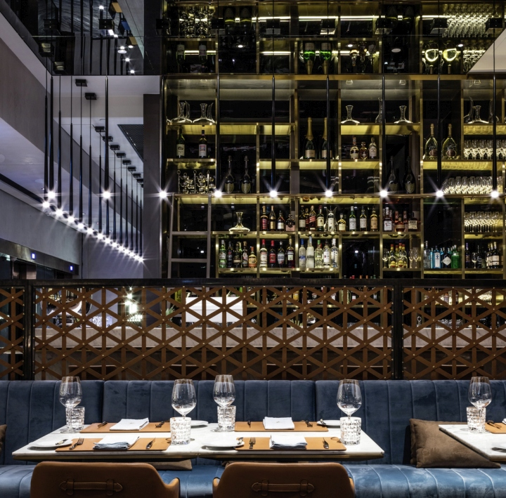 Porterhouse by laris restaurant kokaistudios hong kong