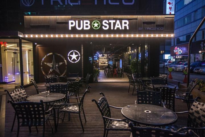 187 Pub Star By Ssomoo Design Seoul South Korea