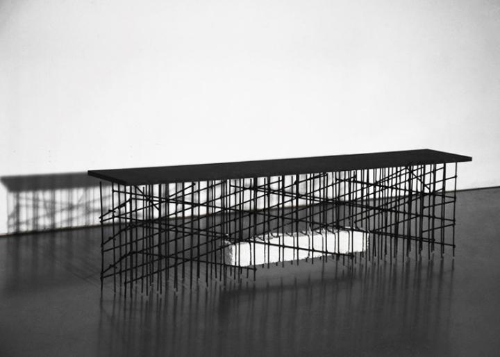 187 Reinforcements Furniture Collection By Bram Vanderbeke