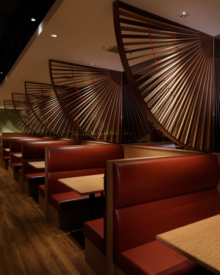 Asian bistros shabusen by studio c8 hong kong - Interior leather bar free online ...