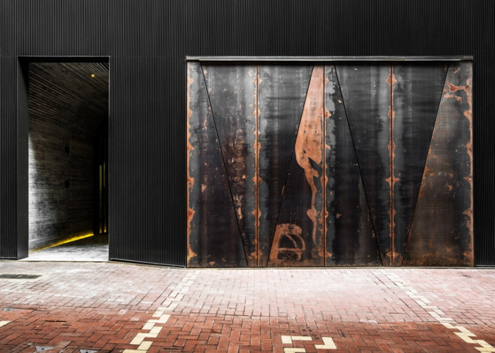 Tuve Hotel By Design Systems Hong Kong Retail Design Blog