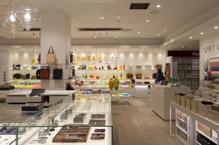 Made In Place Design, Ken Wingate, The Conran Shop, Selfrdges, London, Oxford Street, Jasper Conran