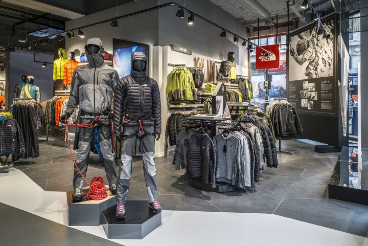 outlet the north face buenos aires