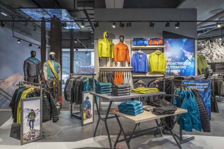 931e2b61d The North Face® Flagship Store by Green Room, London – UK