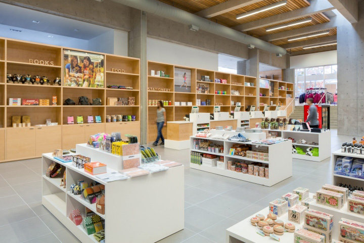 UBC Bookstore Expansion Renovation By Office Of Mcfarlane Biggar Vancouver Canada