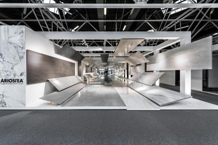 Exhibition Stand Design Italy : Exhibit design retail