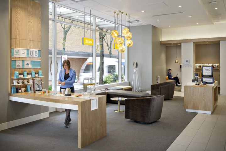 Bank retail design blog for Bank designs architecture