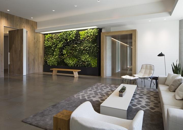 Venture capital firm offices by feldman architecture san francisco california retail design for San francisco interior design firms