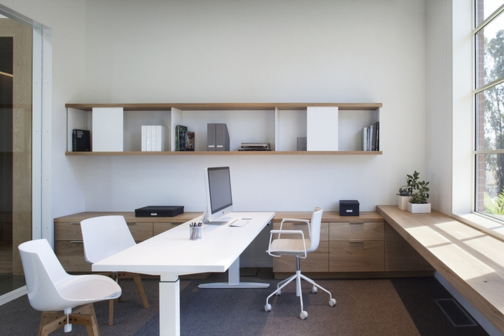 » Venture Capital Firm Offices By Feldman Architecture