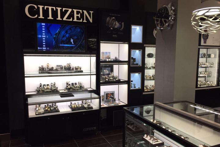 Watches Retail Design Blog