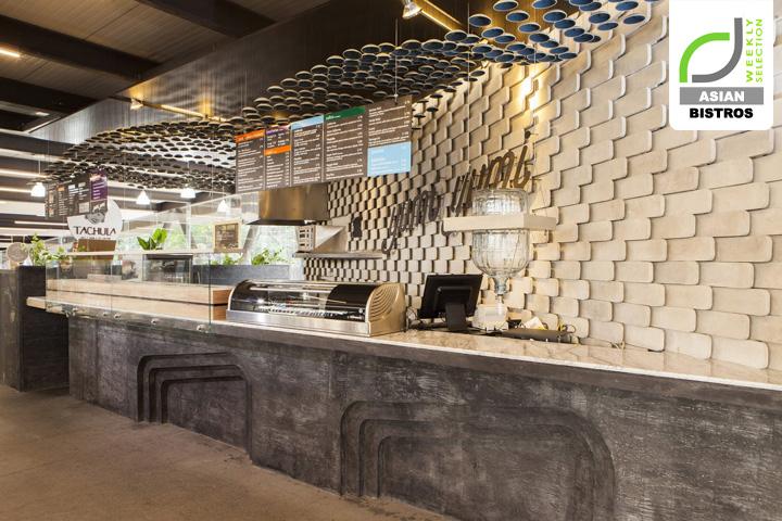 ASIAN BISTROS! Yumi Yumi by Taller David Dana Arquitectura, Mxico D.F.   Mexico