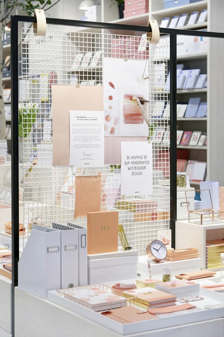 187 Kikki K Global Store Concept By Dalziel Amp Pow