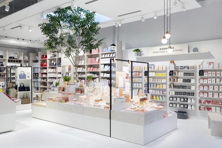 Kikki k global store concept by dalziel pow retail for Swedish design shop